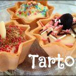 Şekerlemeli Tartolet Tarifi (Videolu)