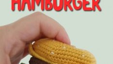 Amigurumi Cizburger Tarifi Yapılışı