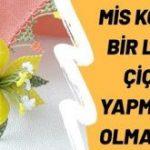 Limon Çiçeği İğne Oyası