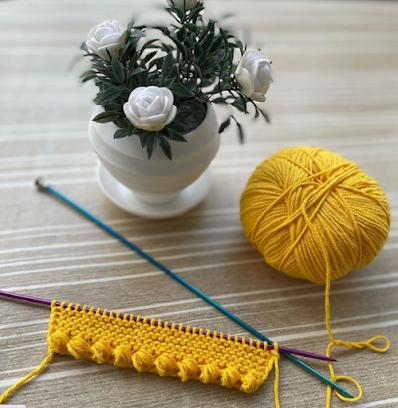 Limon Çiçeği Yapımı