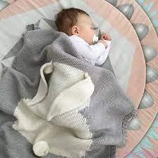 2022 Yılının En Trend Bebek Battaniyesi Modelleri