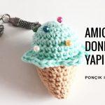 Amigurumi Dondurma Anahtarlık Yapı Mı