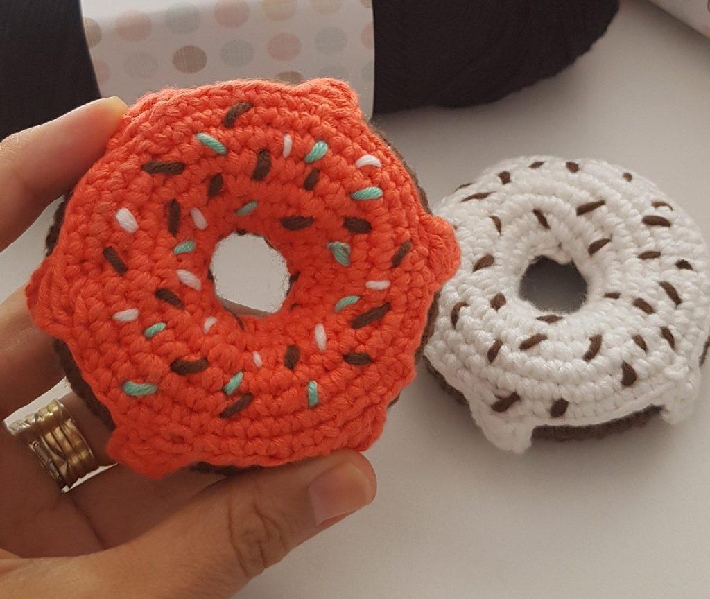 Amigurumi Donut Tarifi