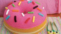Amigurumi  Donut Tarifi Ve Yapılışı