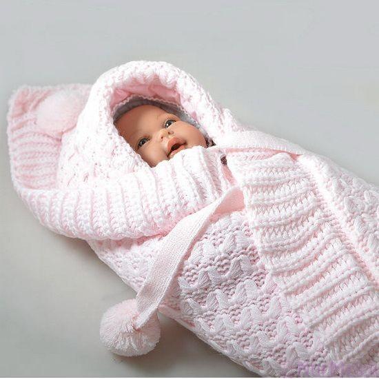 Kundak Bebek Battaniyeleri