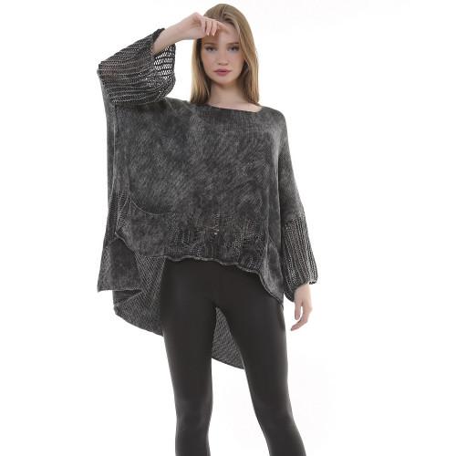 Otantik Bohem Tarz Bayan Kışlık Bluz Modelleri