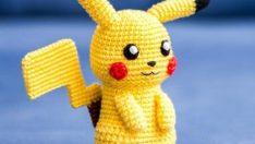 Amigurumi  Pikachu Tarifi Ve Yapılışı